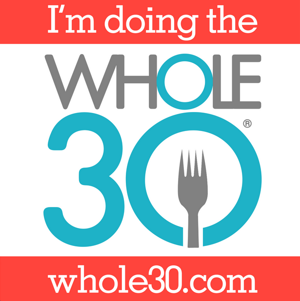 i am doing the whole30